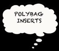 Poly Bag Inserts