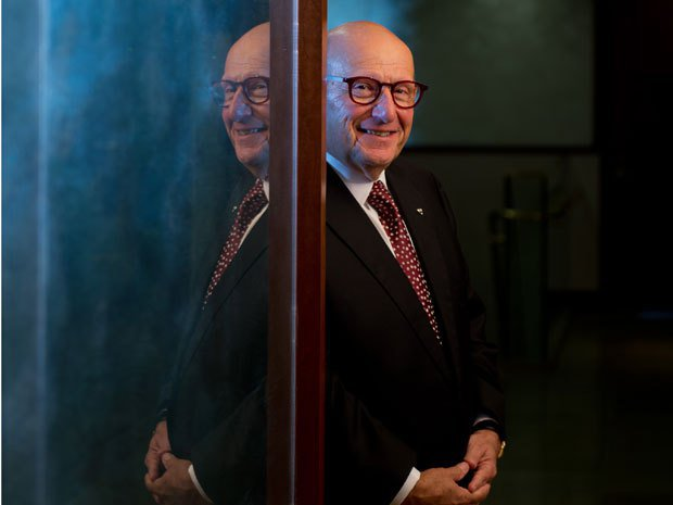 REIT king Edward Sonshine, whose guiding business strategy is to remain 'always paranoid,' is switching up his strategy. Photo credit: Tyler Anderson/National Post