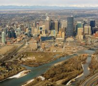 16 dazzling photos of Calgary from the sky