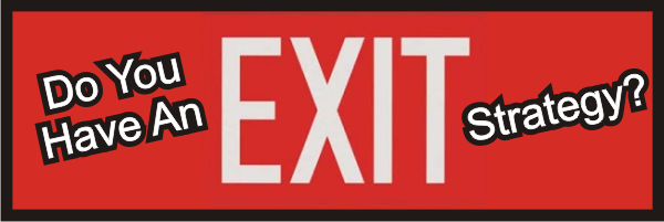 Exit strategy business plan