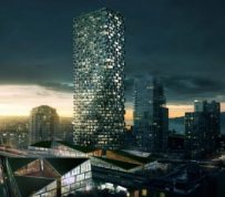 Vancouver developer targets world's wealthy with his '52-storey sculpture'