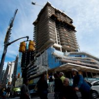 Housing starts surge to highest since 2012 as Toronto condo construction jumps