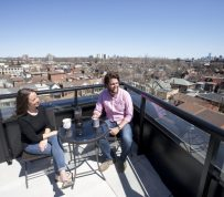 Toronto's first non-smoking apartment building
