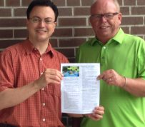 Quinte Landlords Join Forces with Quinte Conservation to Conserve Water