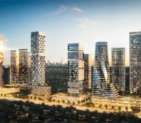 Rogers reveals first renderings of its proposed 10-tower GTA residential project