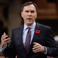 Canada could be headed towards decades of deficits: Finance Department
