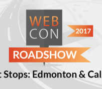 WEBCON Roadshow Coming to Calgary & Edmonton
