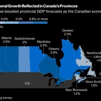 Alberta Is About to Be Canada's Fastest Growing Economy Again