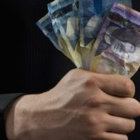 Loonie Touches 2-Year High As Canada's Economy Silences Doubters