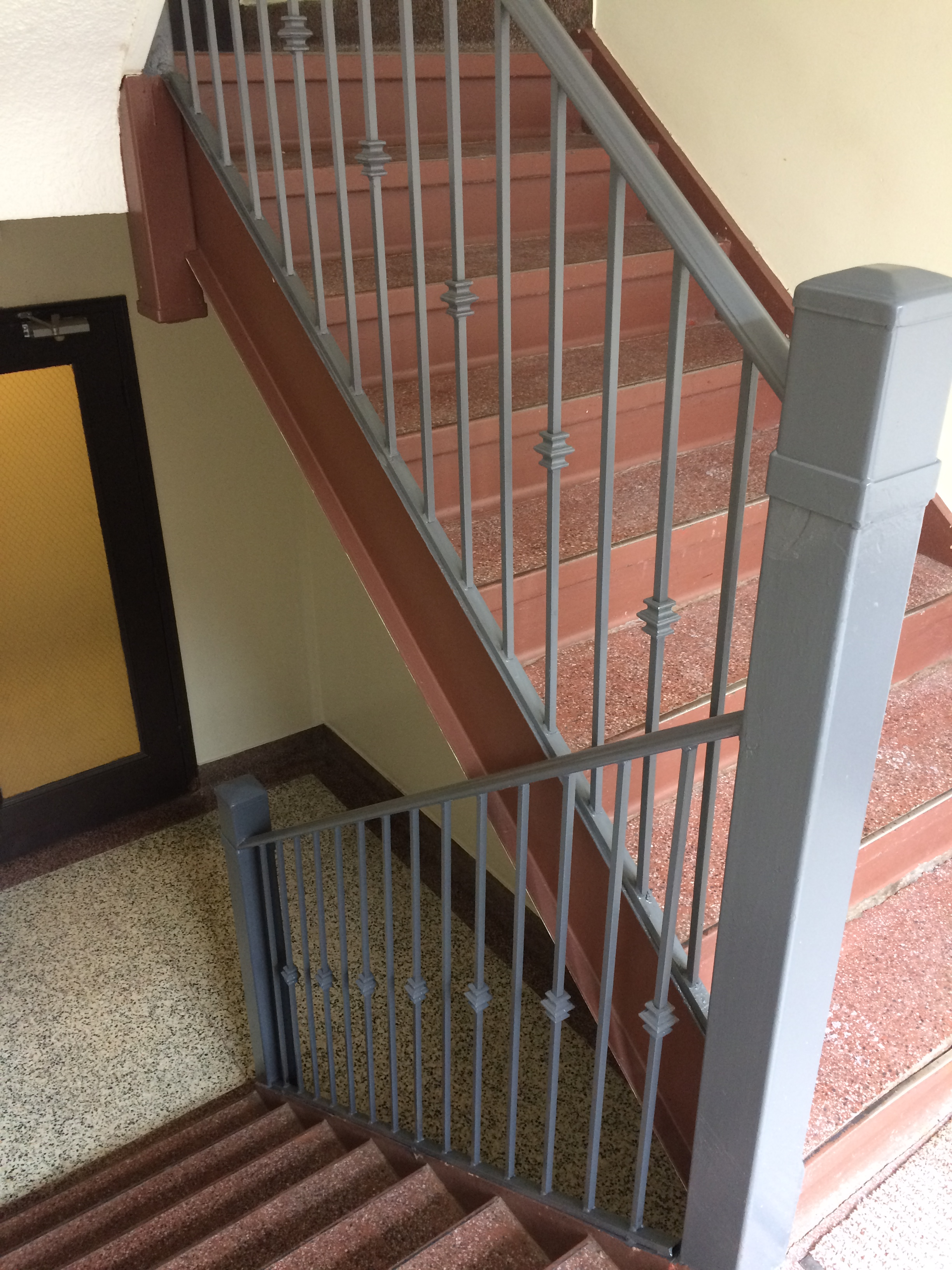 calgary ac systems handrails railings interior spotlight deck gallery handrail glass services exterior