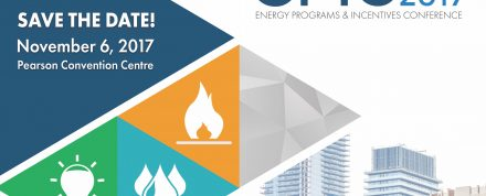 Energy Programs and Incentives Conference (EPIC) 2017