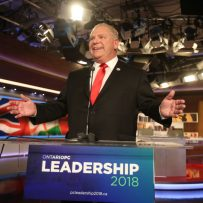 Doug Ford, Ex-Toronto Mayor's Brother, to Lead Ontario PC Party