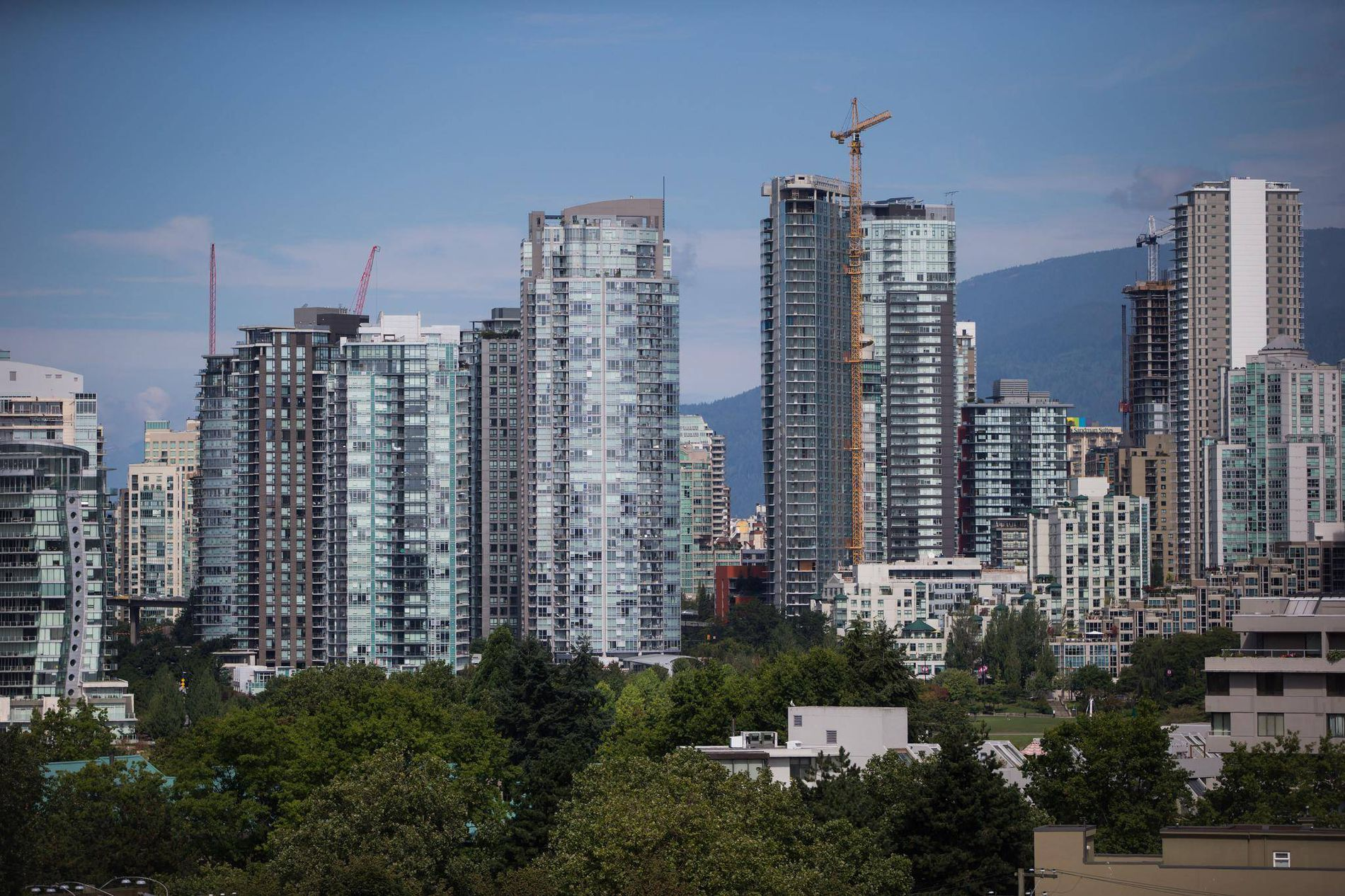 Vancouver housing sales slump as market braces for tax impact