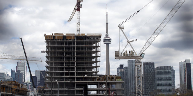 Greater Toronto New Home Sales Clock Their Worst April In Decades
