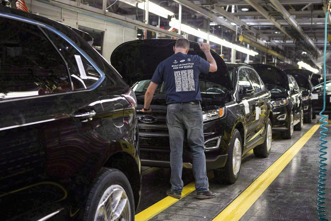 Ontario most at risk among Great Lakes economies in NAFTA talks