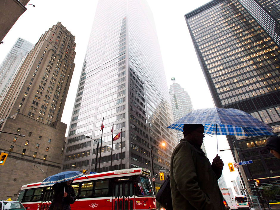 It's not just condos — Toronto is also running out of commercial real estate
