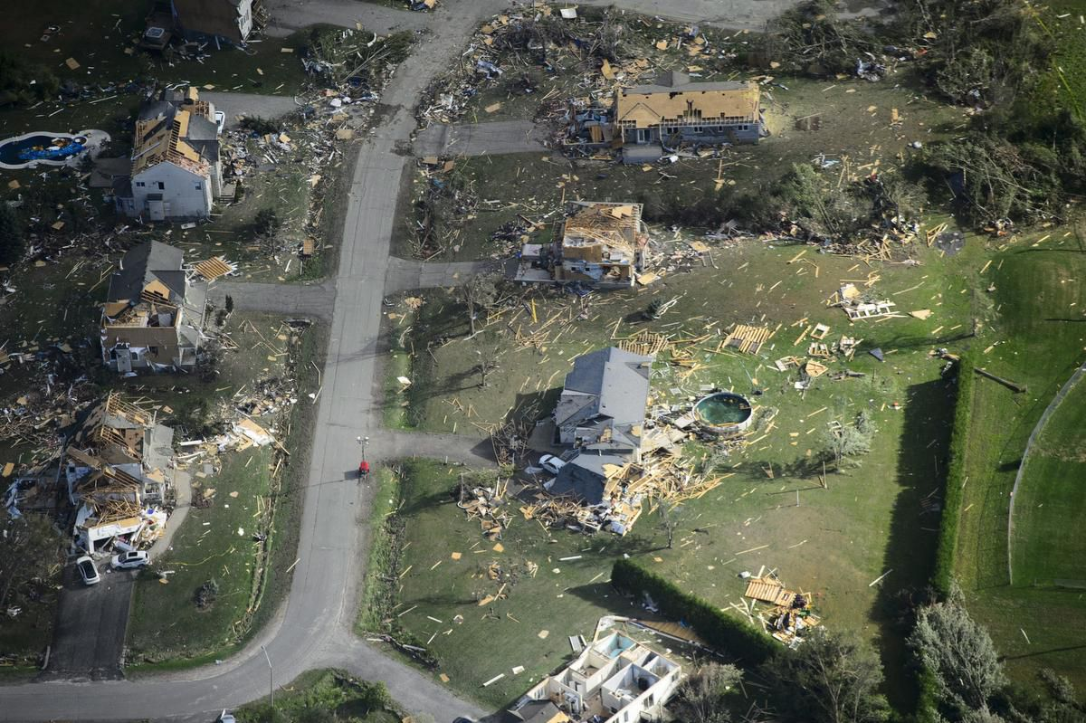 Power returning after Environment Canada confirms two Ottawa tornadoes