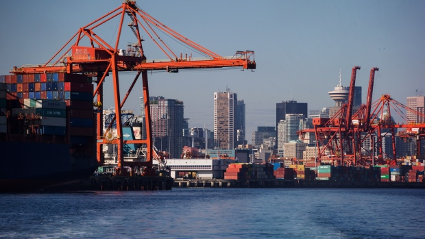 Canada posts $416M trade deficit as both exports and imports decline