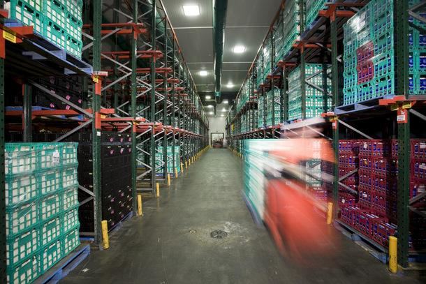 Asset class takes industrial sector by storm