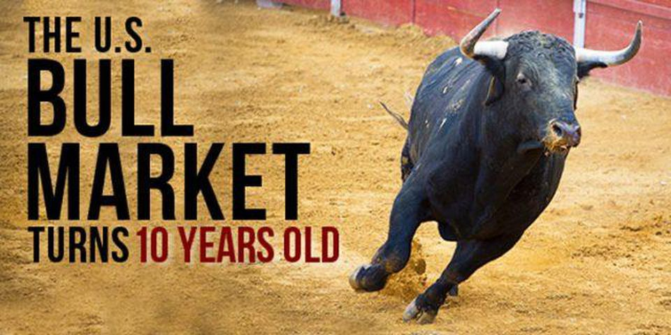 Can The Bull Market Run For Another 10 Years?