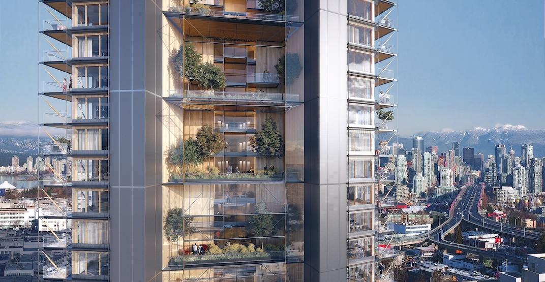 World's tallest wood tower proposed in Vancouver