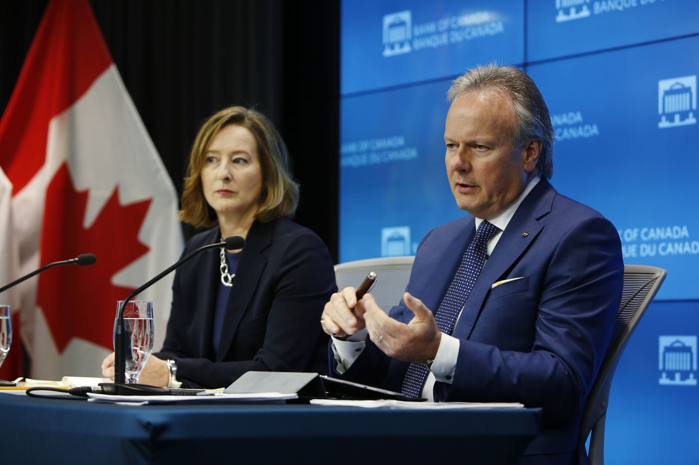 Rate Cuts Are No Panacea in a Trade War, Warns Bank of Canada
