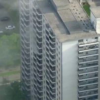 Another fire at 650 Parliament during re-occupancy procedures