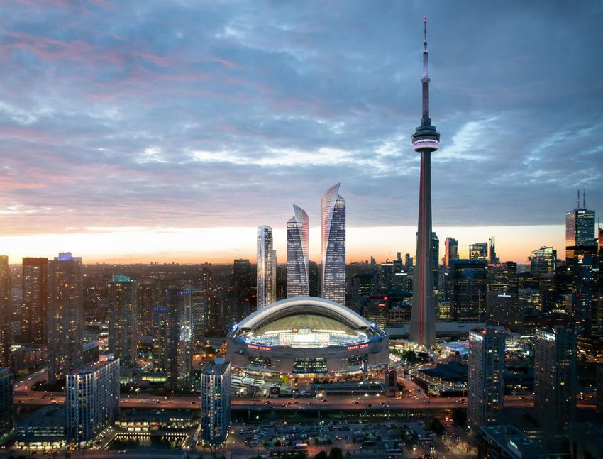Hudson Yards developer plans massive $3.5B complex in Toronto