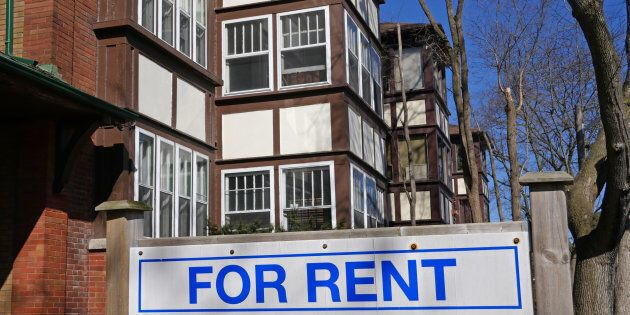 Affordability worse for Canadians looking for rentals, report shows