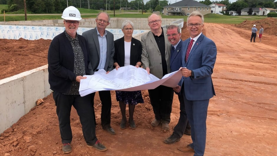 Federal government commits $11.9 million for PEI affordable housing complex