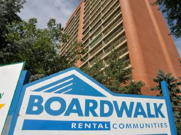 Boardwalk REIT reports second-quarter growth and a new landmark development with RioCan REIT