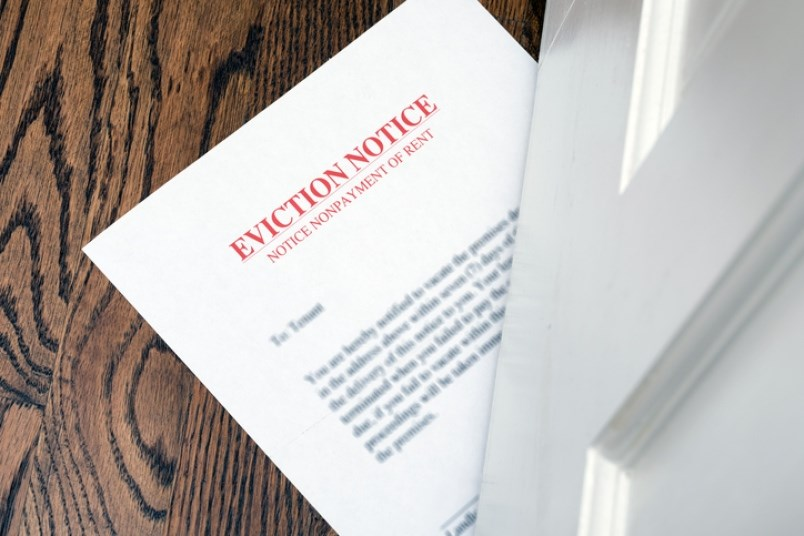 NO EVICTION ORDER CREATING DIFFICULT SITUATIONS FOR SOME NORTHERN LANDLORDS