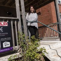 LANDLORDS, RENTERS HAVE THEIR PLANS FROZEN BY PANDEMIC
