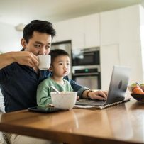 THREE QUARTERS OF WORKERS WANT THE CHOICE TO WORK FROM HOME AFTER LOCKDOWN