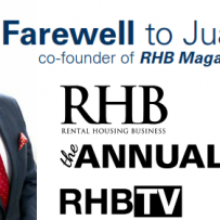 FAREWELL TO JUAN, CO-FOUNDER OF RHB MAGAZINE