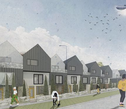 EDMONTON WINS PRESTIGIOUS PLANNING AWARD FOR ITS 'MISSING MIDDLE' INFILL DESIGN