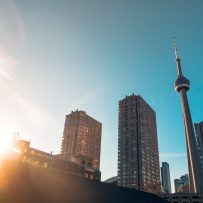 TORONTO'S REAL ESTATE'S LATEST PROBLEM IS SOARING RENTAL INVENTORY