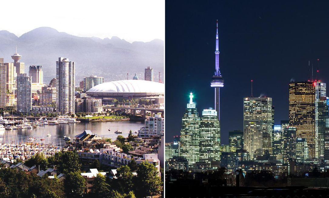 RENTAL RATES IN TORONTO, VANCOUVER TANK FASTER THAN ANYWHERE EXCEPT SAN FRANCISCO
