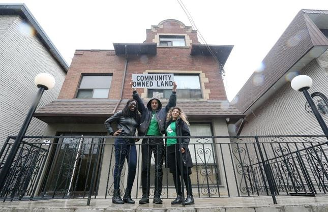 PRIVATE INVESTORS HELP GROUP SAVE AFFORDABLE HOUSING IN PARKDALE