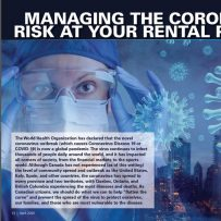 Managing coronavirus risk