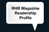 RHB Magazine Readership Profile