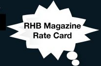 RHB Magazine Rate Card