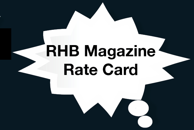 RHB Magazine Rate Card