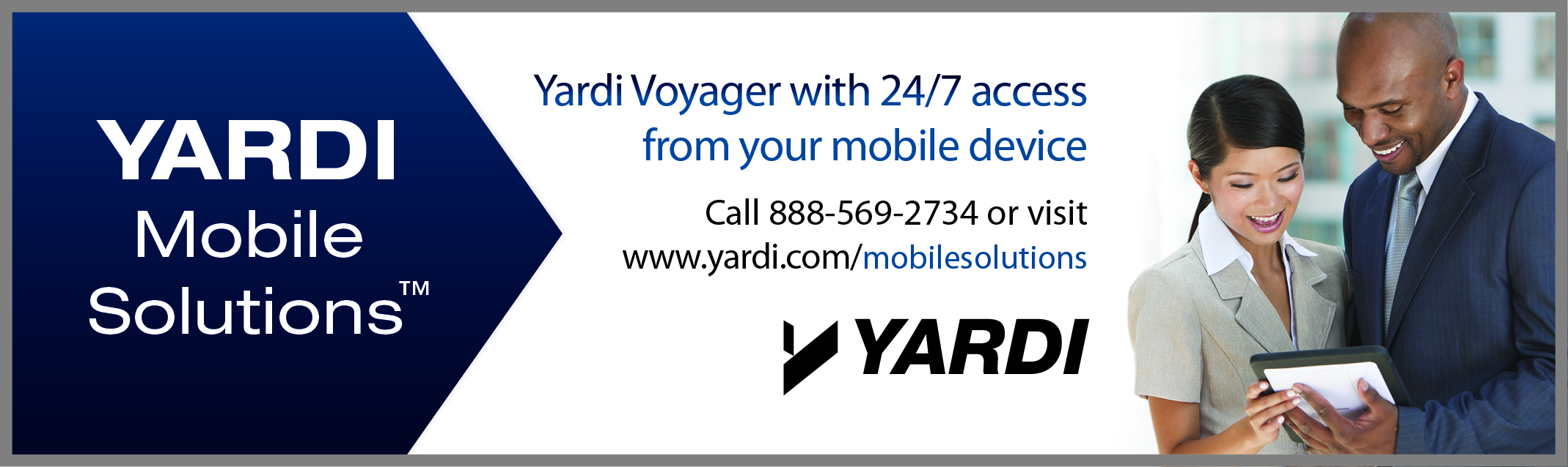 Yardi Systems Inc  | RHB Magazine
