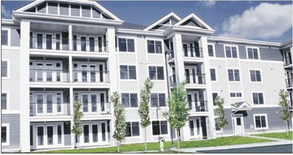 Boardwalk recently opened a rental-specific building in the southwest neighbourhood of Spruce Cliff. Of the 109 apartments, 55 are market rental and 54 are affordable housing rentals.