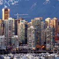 Construction Booming in British Columbia