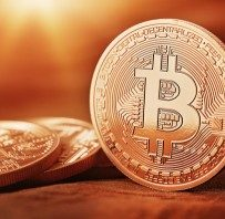 Will that be cash, credit or Bitcoin?