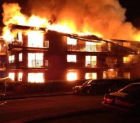 Apartment Fires on the Rise