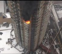 More high-rise apartments means more pressure on fire departments in Canadian cities