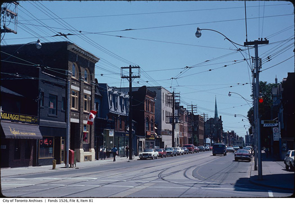 C street views . - February 1, 1971-May 30, 1983